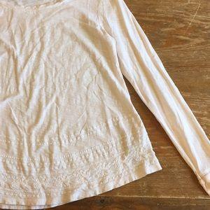 GAP long sleeve top